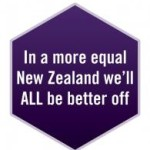 In a more equal NZ small