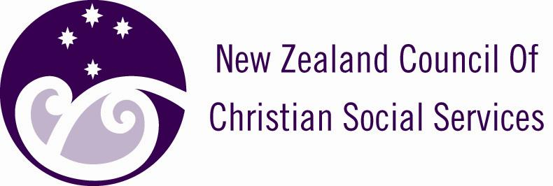 New Zealand Council of Christian Social Services (NZCCSS).
