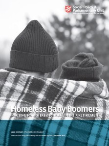 Homeless Baby Boomers cover