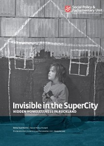 Invisible in the Super City cover