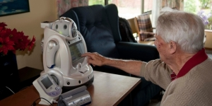 Robot in aged care