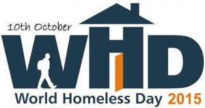 World homeless day