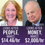 caring for people and money (FB)